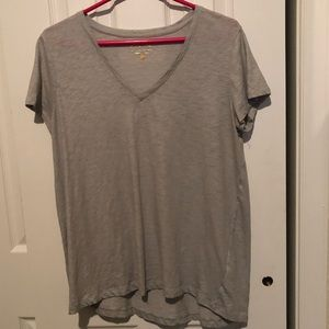 Lilly Pullitzer tee shirt in silvery-gray